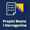 Zakoni Bosne i Hercegovine